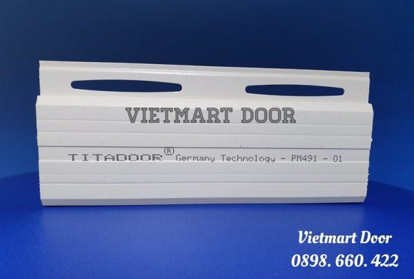 cửa cuốn đức titadoor pm 491